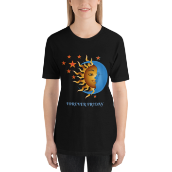Sun and Moon - Unisex T Shirt