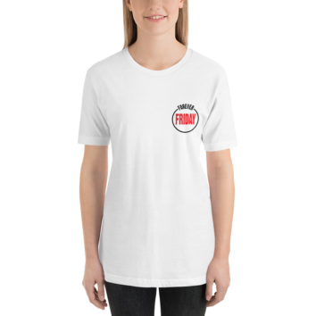 The Red Rose - Unisex T Shirt