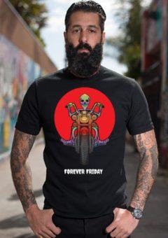 Biker - Unisex T Shirt