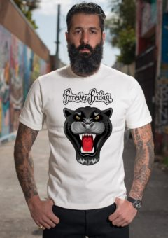 Black Panther - Unisex T Shirt