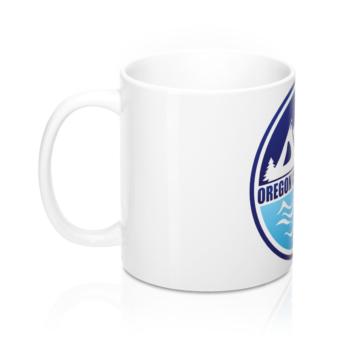 Coffee Mug - Oregon is Beautiful