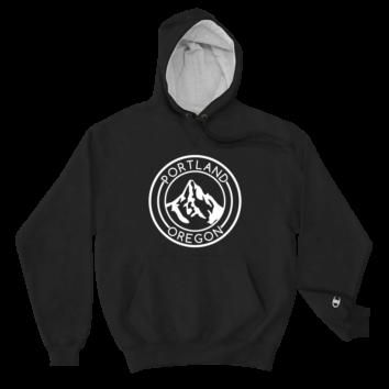 Portland Oregon - Champion Brand - Hoodie