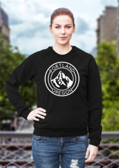 Portland Oregon - Unisex Sweat Shirt