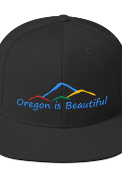Oregon is Beautiful - 4 Mountain Hat