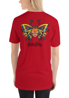 Holiday Moth - Unisex T Shirt
