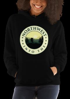 Into the Northwest - Unisex Hoodie