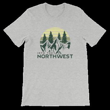Northwest Heights - Unisex T Shirt - Heather