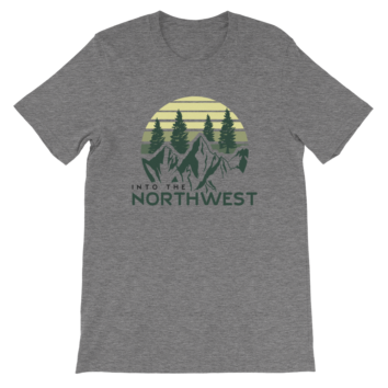 Northwest Heights - Unisex T Shirt - Dark Heather
