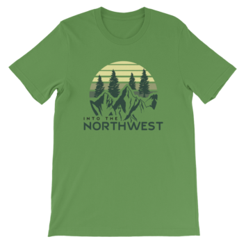 Northwest Heights - Unisex T Shirt - Green
