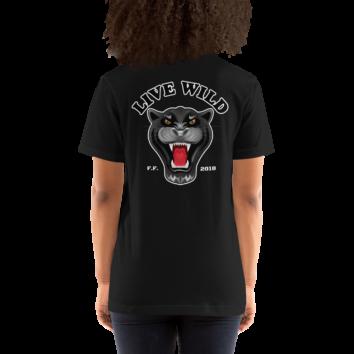 Live Wild - Unisex T Shirt