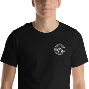 Portland Oregon - Unisex T Shirt - Embroidered