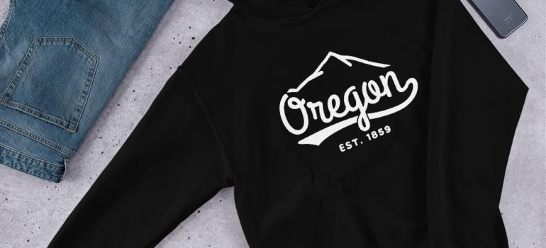 Oregon - EST 1859 - Hoodie