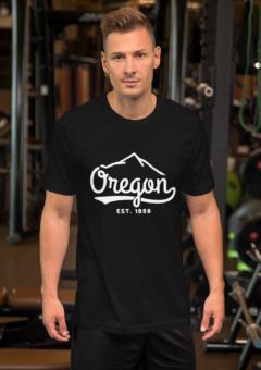 Oregon - EST 1859 - T Shirt