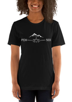 PDX 503 - Fly T Shirt