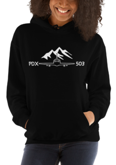 PDX 503 FLY - Hoodie
