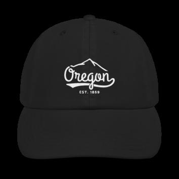 Oregon EST 1859 - Champion Dad Hat