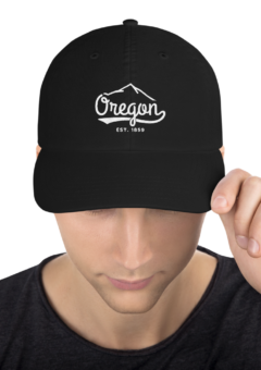 Oregon EST 1859 - Champion Dad Hat