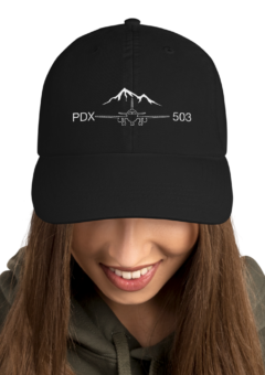 PDX 503 Fly - Champion Dad Hat