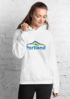 Portland Mt Hood - Hoodie