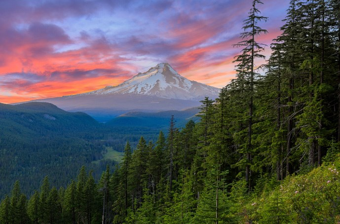 Mount Hood – One of The Top Places to Visit in Oregon