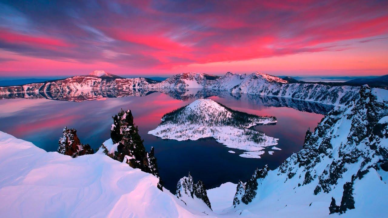 Oregon Volcano's