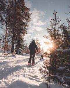 skiing in portland