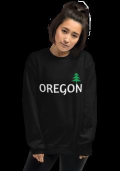 OREGON - Crew Neck Sweatshirt