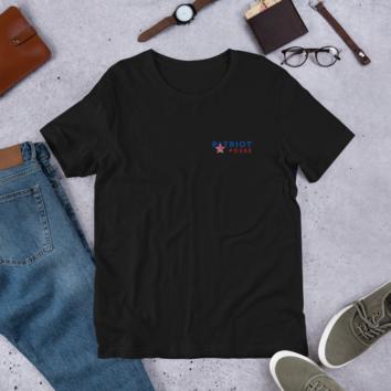 Patriot Posse - Skull - T Shirt