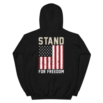 Stand For Freedom - Hoodie