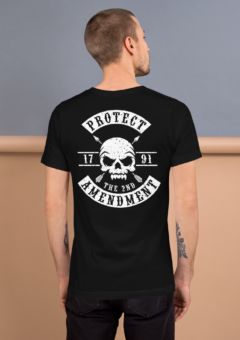 Protect The 2nd Amendment - T Shirt