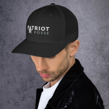 Patriot Posse - Retro Trucker Hat