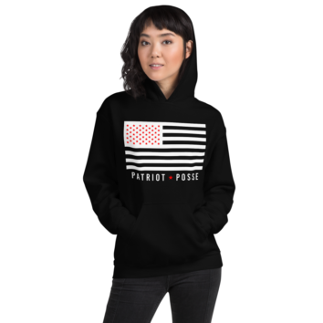 Patriot Posse - Flag - Hoodie