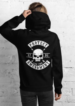 Protect The 2nd Amendment - Hoodie
