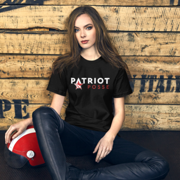 Patriot Posse - T Shirt - Black