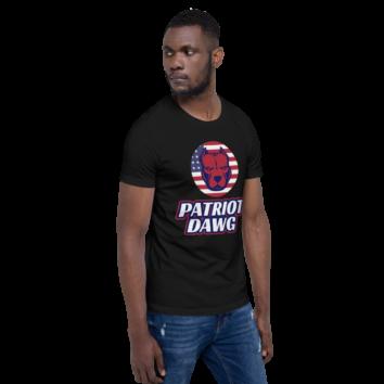 Patriot Dawg - T Shirt