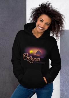 Oregon - Haystack Rock - Hoodie