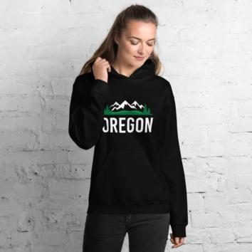 Oregon Mountains - Hoodie