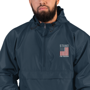 Stand For Freedom - Packable Jacket