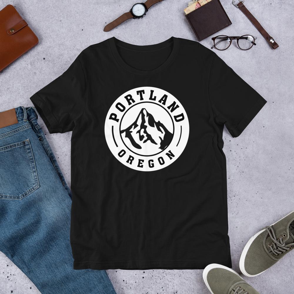 Portland Oregon Traditional - T Shirt