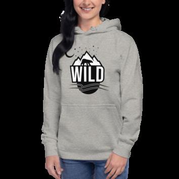 Wild - Hoodie