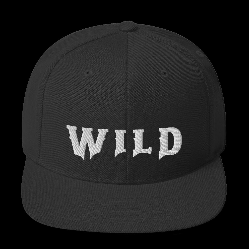 Wild - Snapback Hat