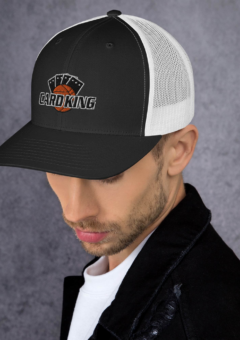 CARD KING CLASSIC - RETRO TRUCKER HAT