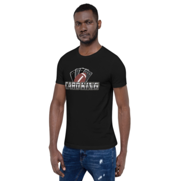 CARD KING FOOTBALL - T SHIRT