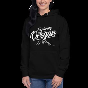 Exploring Oregon - Hoodie