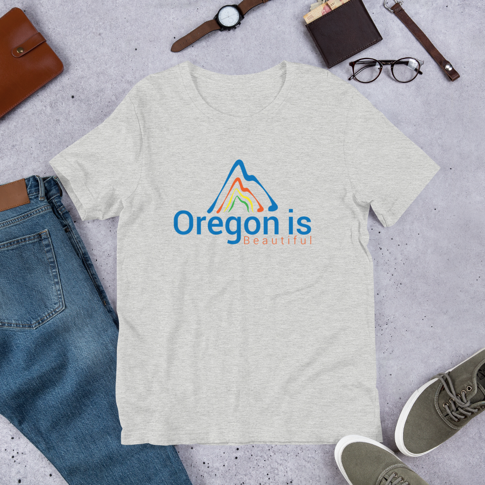 Oregon is Beautiful 2020 - T Shirt