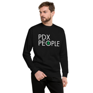 PDX People 2020 - Crewneck