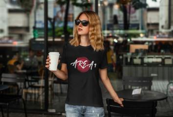 AREA1 - ECO - T Shirt