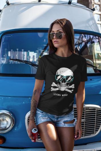 SKULLY - ECO - T Shirt