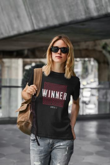 WINNER - ECO - T SHIRT