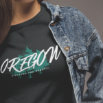 Oregon Trees - Eco - T Shirt